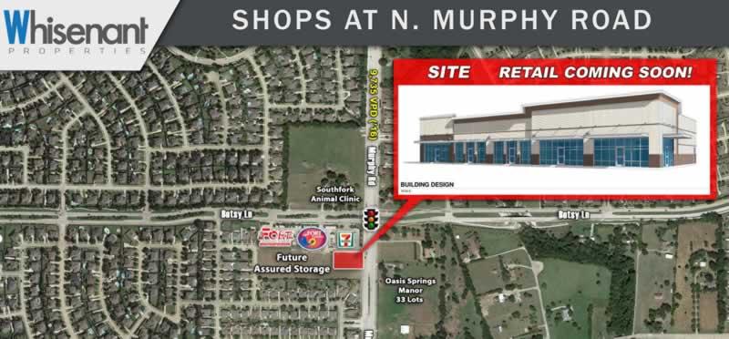 Shops at North Murphy Road